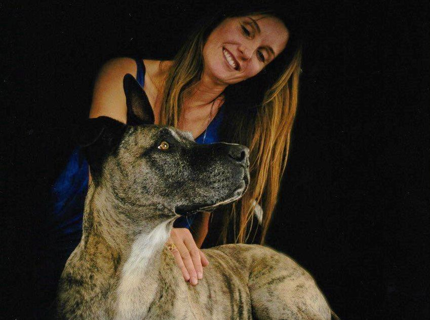 Tania Carmichael believes recalled dog food killed her beloved pet dog Rocco.