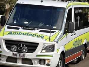 Paramedics rush Mackay snake bite victim to hospital