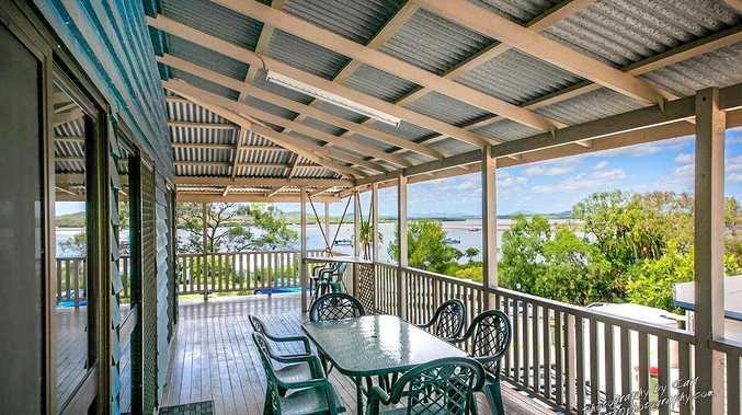 Popular holiday home Elliot Logde at Seventeen Seventy is on the market.