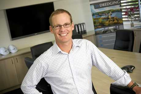 Hall Contracting CEO Cameron Hall heads a team which undertakes major projects across the globe.