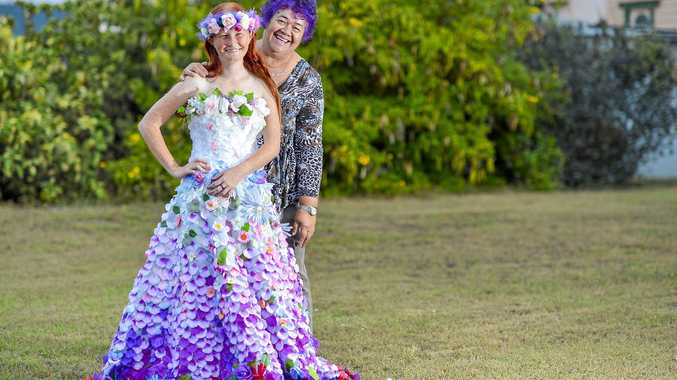 World of wearable art has WOW factor