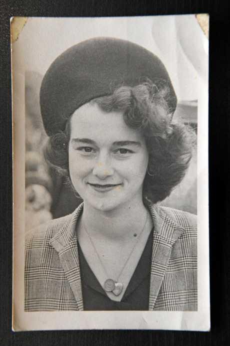 SEARCHING: Linda Watson's mother, Jean Elizabeth Wilson, died at age 45.
