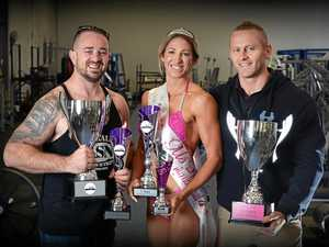 Coast mum tells how she became a champion body-builder