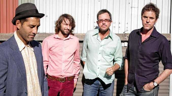 ABOVE: The Whitlams are on tour and back in Byron next week.