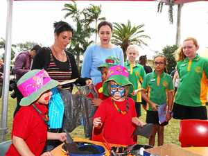 Premier makes U8s Day at Prossie State School great