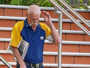 ONLINE PREDATOR: Bay Butcher, 65, sent teens explicit photos
