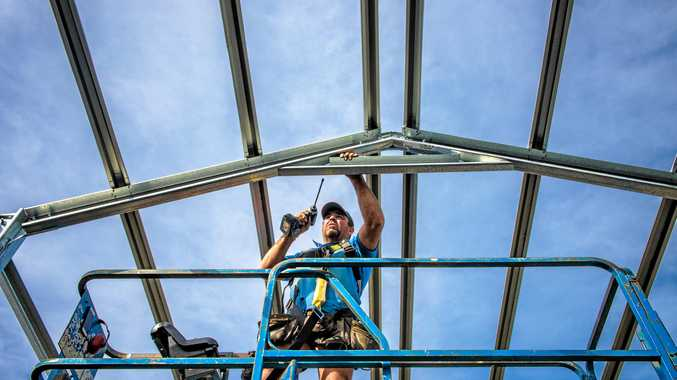 Building industry skyrockets with DA approval spike