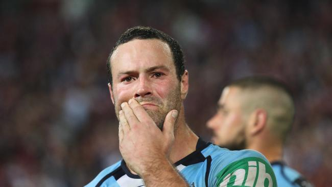 Fittler declared Cordner is his first man picked for NSW. Picture: Brett Costello