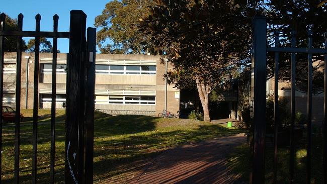 Cromer High School. Picture: Simon Dean
