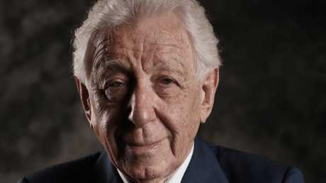 #5: Sir Frank Lowy. Picture: Toby Zerna