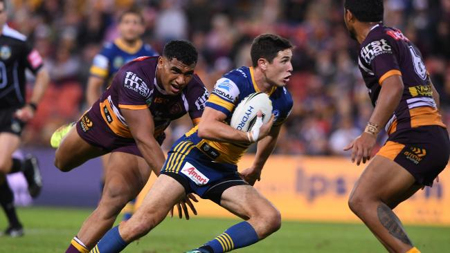 Parramatta's awful year has continued.