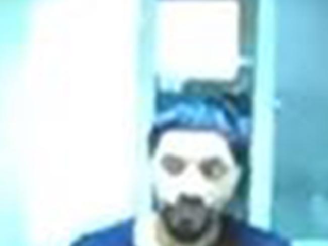 Neil Prakash faces court in Kilis, Turkey, via videolink.