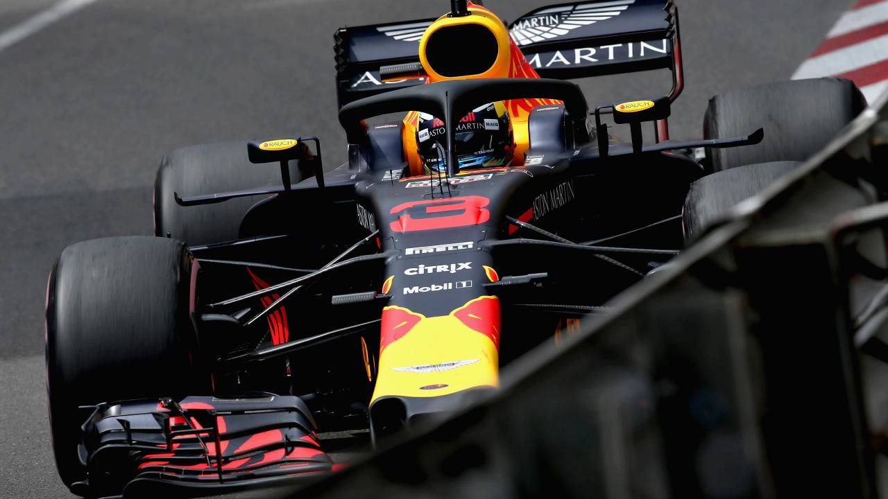 Daniel Ricciardo is hoping to make a mark in Monaco this weekend.