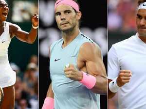 'Serena is the GOAT': Federer ends debate