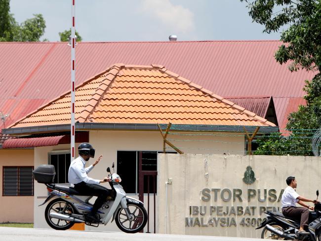 Exposto was incarcerated at Kajang Women's Prison, Kuala Lumpur.