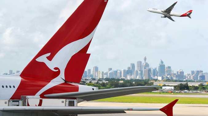 Qantas' surprising question to passengers