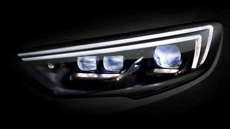 Photo of Holden Commodore matrix LED light