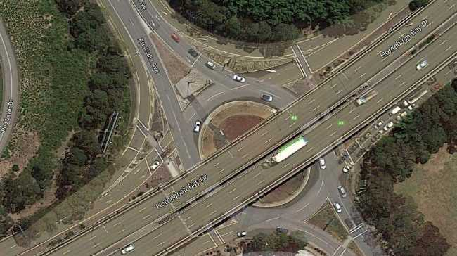 Is this Australia's worst roundabout?