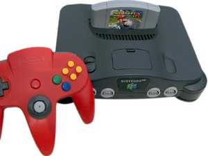 A Nintendo 64 reboot could be on the way