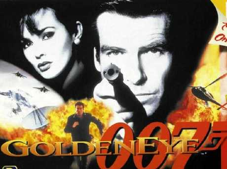 Would a 64 reboot be the same without GoldenEye?