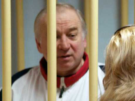 Sergei Skripal has been released from hospital. Picture: AFP/Kommersant Photo/Yuri Senatorov