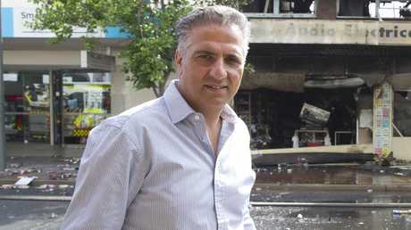 Fairfield Mayor Frank Carbone dismissed the idea that multiculturalism was to blame for the city's struggles.