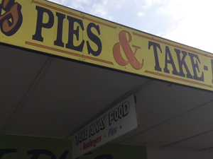 Which pie shop to locals love