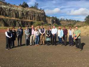 International experts discuss Quarry Gardens' future