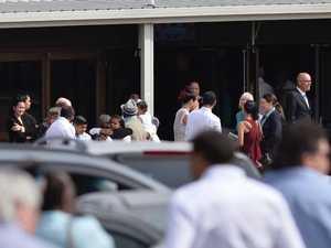 Hundreds gather to farewell Wilsonton murder victim