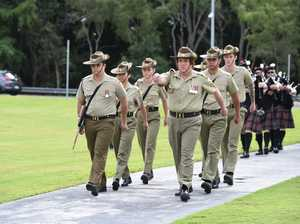 50th Anniversary Battle of Coral and Balmoral at Hervey Bay