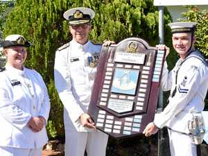 TS Maryborough recognised as nation's best cadet unit