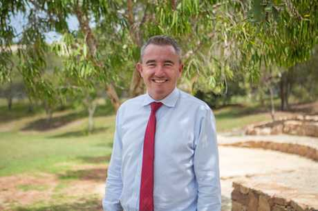 Federal Member for Page, Kevin Hogan.
