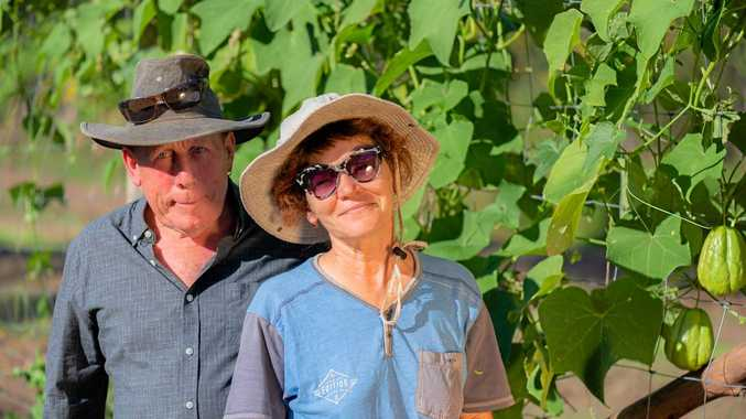 Passionate Agnes green thumbs grow fresh produce business