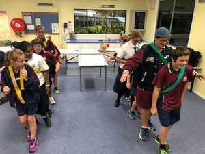 School's Interact Club makes community service fun