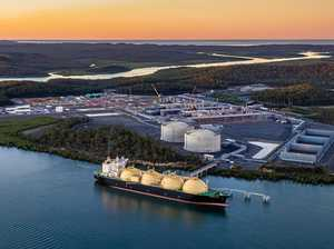 Curtis Island LNG chiefs agree to work with Fed Government