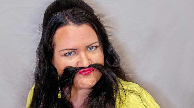NEW REASONS TO LAUGH: Sunshine Coast comedian Anna Brennan.