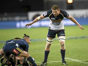 Enever gets Brumbies starting spot to push Wallabies claims