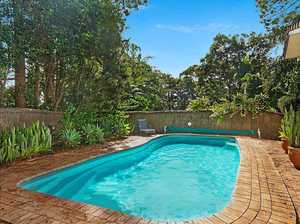 AUCTION: Private retreat in the middle of suburbia