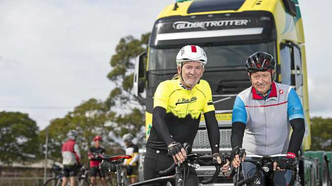 Toowoomba riders called to get on bikes for a cause