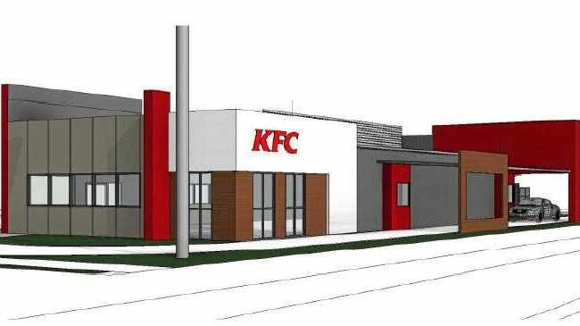 Winner winner chicken dinner: New KFC planned