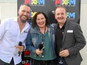 Surprise celebration for favourite Coast radio star