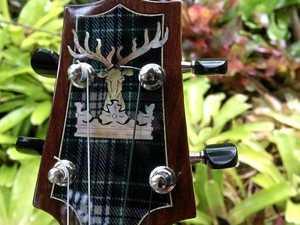 The ballad of the Scottish ukulele