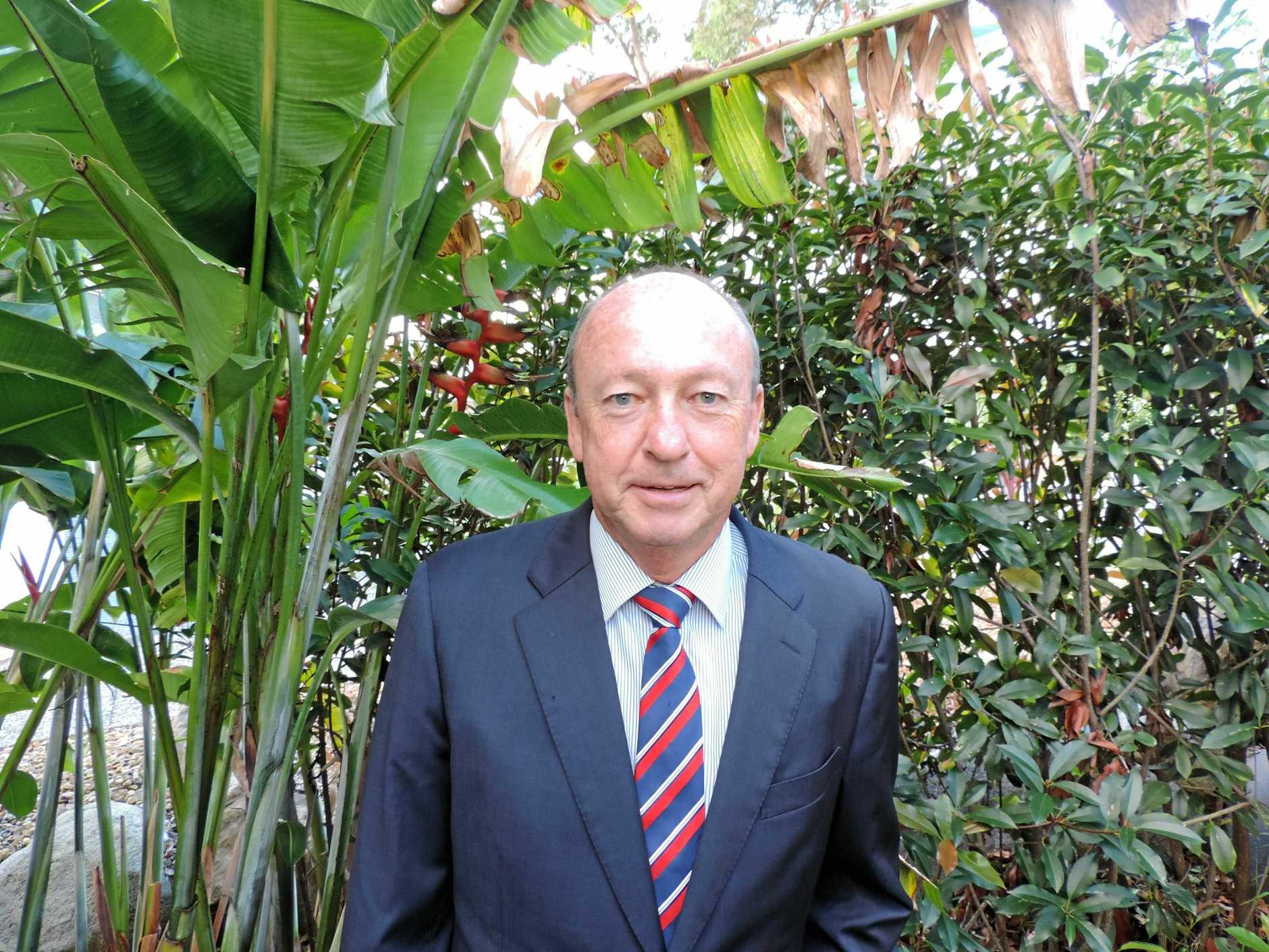 Rick Ralph, CEO of Waste Recycling Industry Queensland