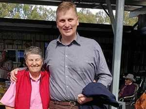 Morning tea supporter in cancer battle of her own