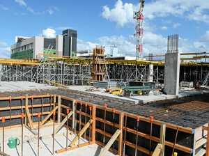 $25m Rocky hospital carpark edges closer to completion