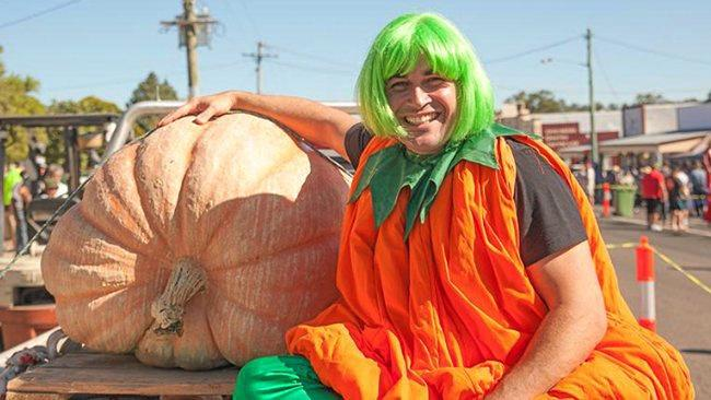 Goomeri Pumpkin Festival is a great day out for all ages.