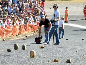 GOURD LORD: Why 14,000 people are about to hit Goomeri
