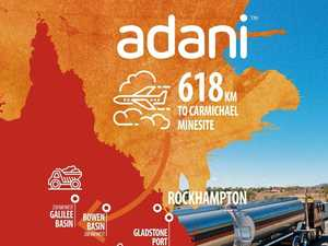 Ratepayers spared the pain of Adani project workload