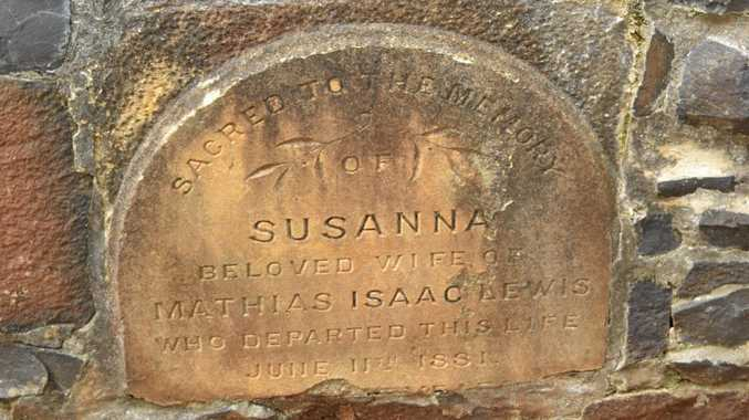 SUSANNA THEOFF: Arrived in Australia in 1855 and is buried in the Ballina Pioneer Cemetery.