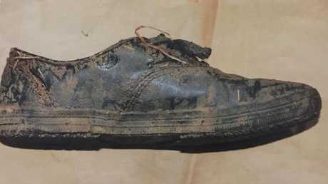 Divers found Tiahleigh's school shoe, but her uniform was still missing.